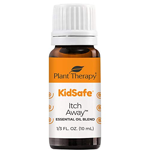 Plant Therapy KidSafe Itch Away Synergy Essential Oil 10 mL (1/3 oz) 100% Pure, Undiluted, Therapeutic Grade