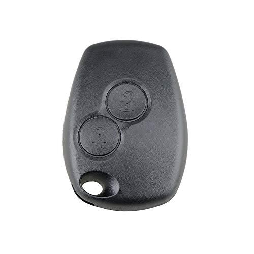 N/V 2/3 B caso de la llave para Renault Megane Modus Espace Laguna Duster Logan Dacia Sandero Fluence Clio Kango para Nissan Almera