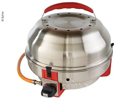 Unbekannt SAfire Grill, 50mbar Gas-Grill aus Edelstahl (9329916612)