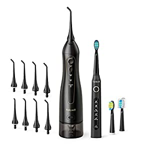 Fairywill ADA Approved Electric Toothbrush