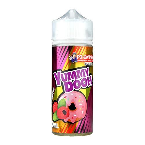 PJ Empire Aromakonzentrat Yummy Dooh, Shake-and-Vape zum Mischen mit Basisliquid für e-Liquid, 0.0 mg Nikotin, 30 ml