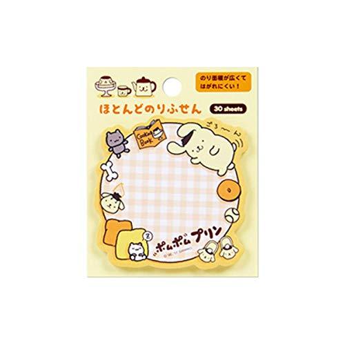 MALAT Japans Haftnotiz PostMemo Pad Kawaii Schulbedarf Planer Aufkleber Papier Lesezeichen Koreanisches Briefpapier, A5