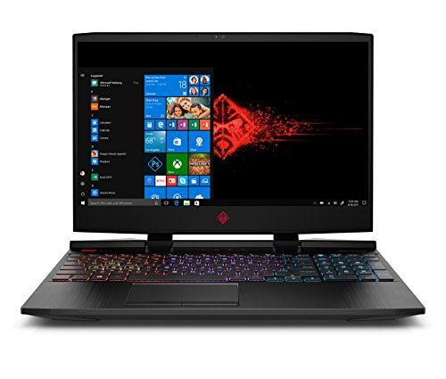 Omen by HP 2019 15-Inch Gaming Laptop, Intel i7-9750H...