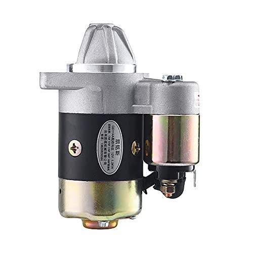 Bomba De Motor De Arranque De Motor Diesel, Grupo Electrógeno De Arranque Eléctrico, Arrancador De Motor 12V 1.2KW QD114A (Contrarrestar)