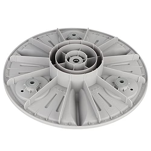 Plato de onda de lavadora adecuada, Método de instalación de la vida útil Máquina Pulsador de pulsador de reemplazo Lavadora Pulsador Plástico Hecho