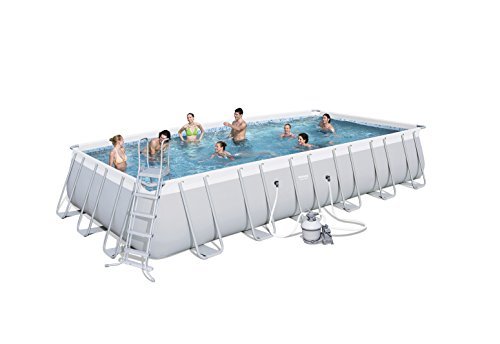 Bestway Best Way - Piscina Power Steel 732 x 366 x 132 cm +