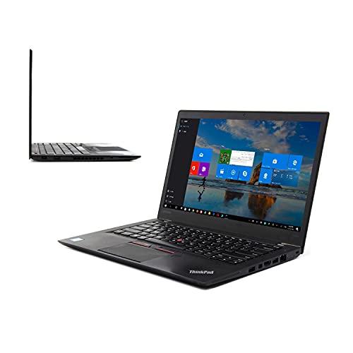 LENOVO THINKPAD T460S I5 6300U 2,60GHZ fino a 3.00GHZ 8GB RAM SSD 256GB M.2 NVME DOPPIA BATTERIA LETTORE DI IMPRONTE PC COMPUTER PORTATILE NOTEBOOK ULTRABOOK LAPTOP AZIENDALE DAD (Ricondizionato)