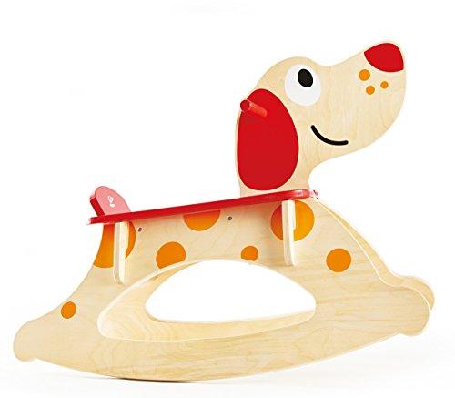 Hape International opha Nécessite Un Diagnostic précoce hap-e0103 spécial Noël Rock-a-Long Chiot Jouet Ride sur