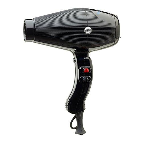 Gamma Più 39132 - Secador de pelo,Negro