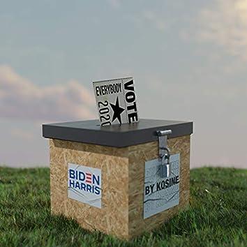 Everybody Vote (BIDEN / HARRIS)