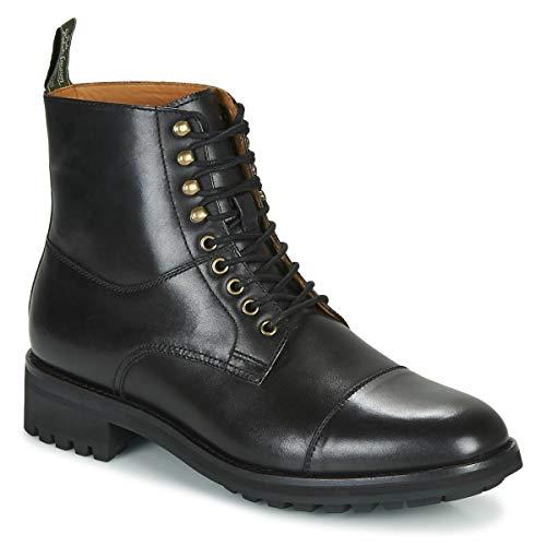 POLO RALPH LAUREN BRYSON Enkellaarzen/Low boots heren Zwart Laarzen