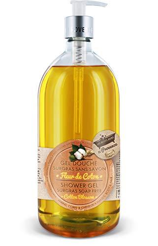 Les Petits Bains de Provence Gel Douche Fleur de Coton