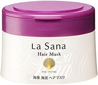 ラサーナ 海藻 海泥 ヘアマスク (ヘアパック) ローズヒップの香り 210g