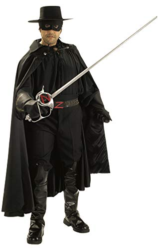 Zorro Grand Heritage Collection Deluxe Costume