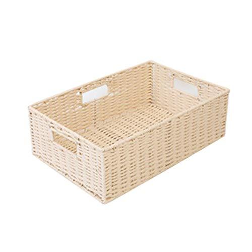 Sixcup Panier /à Linge Coton Sac de Lavage Etanche Stockage Pliable Corbeille /à Forme Stable Avoir Cordon Cotton Fabric Folding Laundry Hamper Bucket Cylindric Burlap Canvas Storage Basket