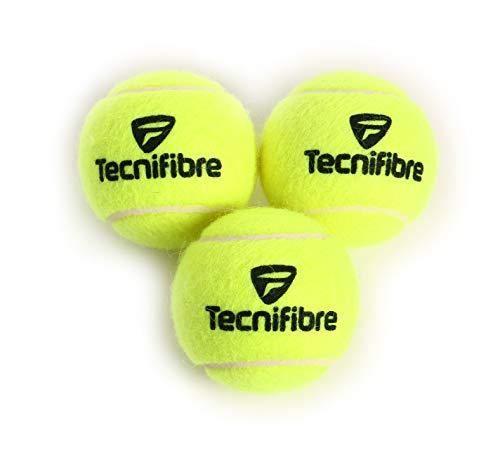 Tecnifibre Court 3er Pelotas de Tenis