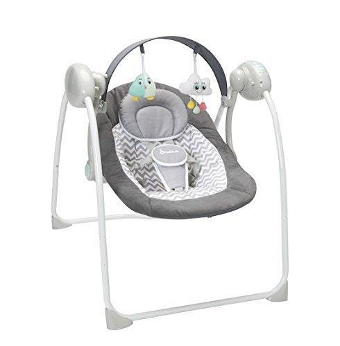professionnel comparateur Badabulle – Balançoire pliante multifonctionnelle pour bébé choix