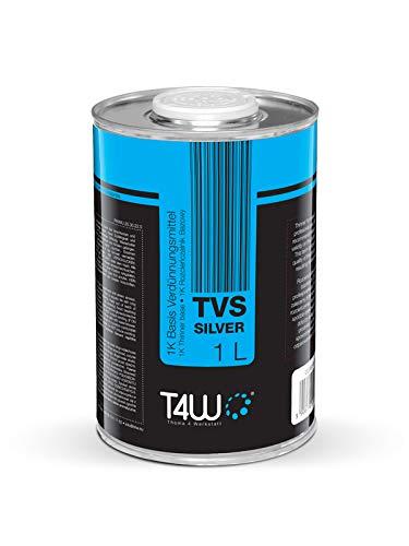 T4W TVS Basis Verdünnung für metallische Lacke 1 L (59409)