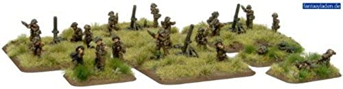 British - Heavy Mortar Platoon - Flames of War by Flames of War