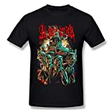 Photo de fghjfgd T-Shirts à Manches Courtes,All Shall Perish Fashion Mens Tee/T-Shirt for Teenager Black Dry-Fit Novelty Funny Cool Casual Tops
