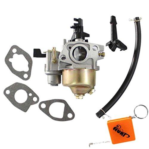 HURI Vergaser mit Schlauch passend für LIFAN Benzinmotor 6,5 PS Einzylinder mit 196ccm