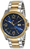 Tommy Hilfiger Analog Blue Dial Men's Watch - TH1791453