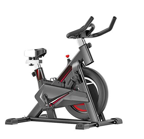 WGFGXQ Bicicleta de Fitness y Entrenador de Abdominales, Equipo Deportivo Ideal Cardio Trainer 8 Niveles de Resistencia y Soporte para teléfono/Tableta Manillar Ajustable y Altura del Asiento