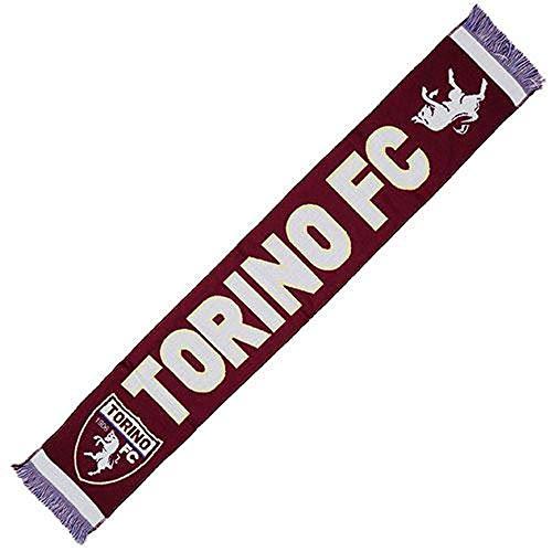 Torino FC Sciarpa Jacquard da Stadio Supporters Toro Calcio PS 01932