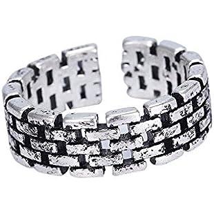 Vikenner Elegant Ring Chain Bend Open Rings Adjustable Eternity Band Ring Wedding Jewelry for Women Lady Girlfriend Gift:Carsblog