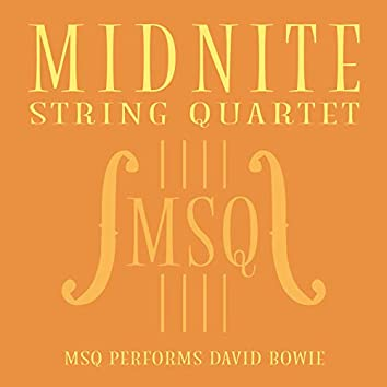MSQ Performs David Bowie