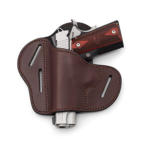 Relentless Tactical The Ultimate Leather Gun Holster   3 Slot...