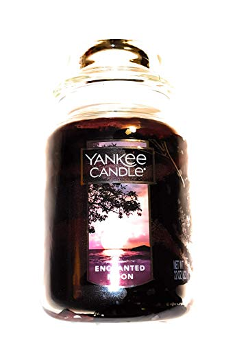 Yankee Candle Enchanted Moon Large Jar Candle, Fresh Scent