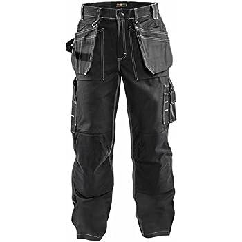 Kniepolster Schwarz//Rot Blakläder Workwear onesize