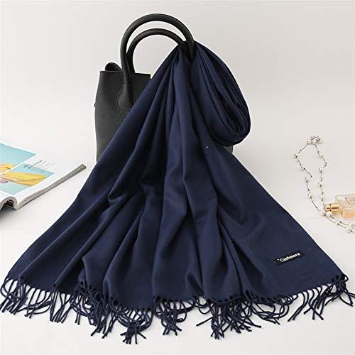 ULIULINH dames sjaal pure kasjmier sjaal warm sjaal voor koud weer