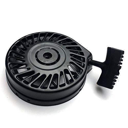 Seilzugstarter Starter Revisierstarter für MTD Motor Tecumseh Wolf Synergie Prisma Vantage OHV Anwerfer Ersetzt 590621 590666 590686 590694