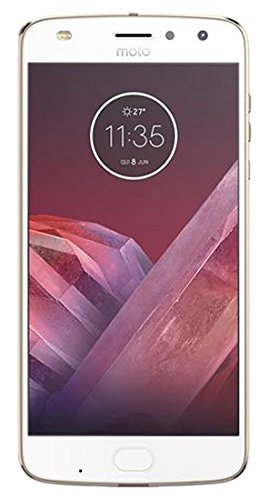 "Smartphone, Motorola, Moto Z2 Play, XT1710, 64 GB, 5.5"", Ouro"