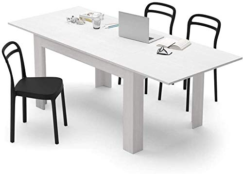 Rectangular Dining Table Small Apartment Minimalist Modern Italian Home Dining Table Chair Scratch-Resistant impermeable, Simple Kitchen Table,D