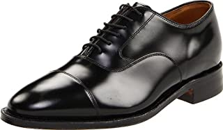 Johnston & Murphy Men's Melton Cap Toe Shoe Black Calfskin 9.5 E US (B000UUGP36) | Amazon price tracker / tracking, Amazon price history charts, Amazon price watches, Amazon price drop alerts
