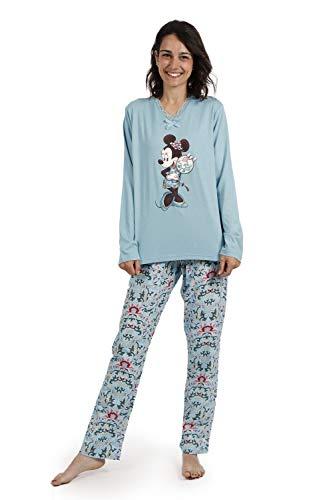 Disney Pijama Manga Larga Minnie Japan para Mujer