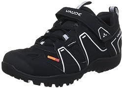 VAUDE Uni Kimon TR cycling shoes - mountain bike, black (Black 010), 44 EU