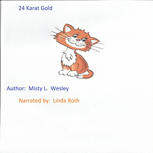 24 Karat Gold audiobook cover art
