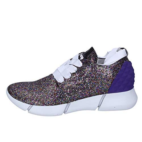 Elena Iachi Sneakers Damen Glitter Multicolor 36 EU