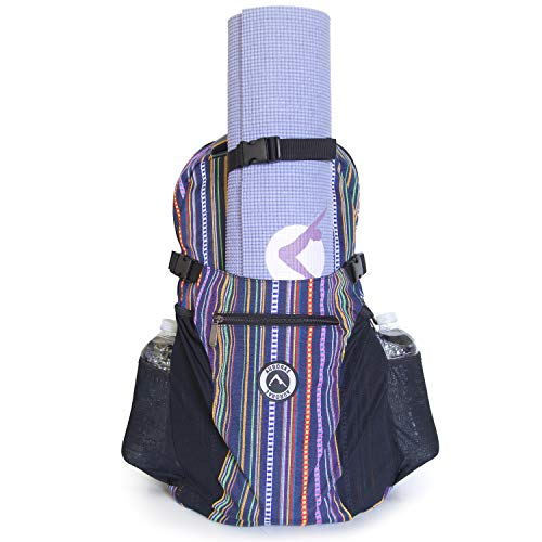 Aurorae Yoga Multi Purpose Backpack