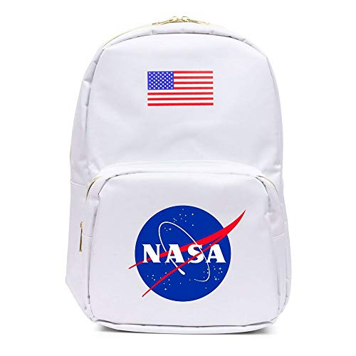 Magnum Brands Group Unisex Kid's NASAPACPK Backpack, Multicolored, 35 x 29...
