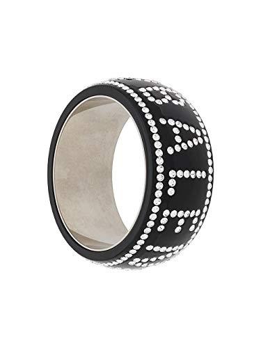 Balenciaga Luxury Fashion Damen 594878TZ87S7201 Schwarz Acetat Armband | Frühling Sommer 20