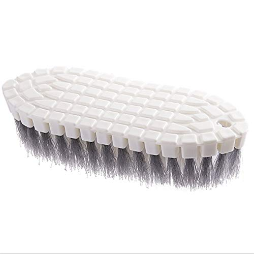 Cepillo de fregado de mano Cepillo flexible piscina cepillo de bañera azulejo cepillo de baño cepillo Sin Muerto esquina de la planta Brus cepillo de limpieza de cocina Estufa de la limpieza Lavando e