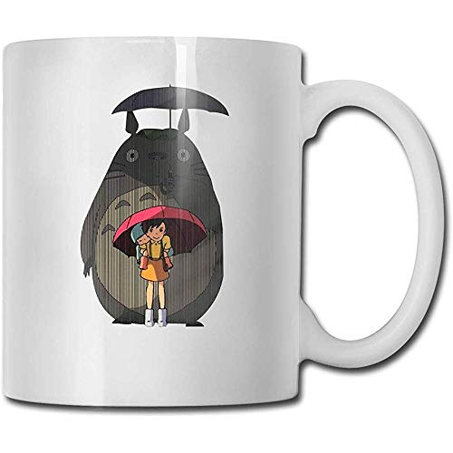 Mein Nachbar druckt beste Vatertags-Geschenkideen für Kaffeetassen lustige Weihnachtsgeschenk-Tasse-Persönlichkeit-Getränk-Schale 11 Unze (330 ml)