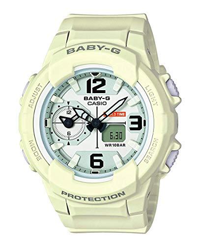 Baby-G Damen Armbanduhr BGA-230-7B2ER