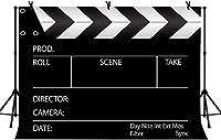 スタジオフィルムとテレビの写真の小道具のHD 7x5ft写真シーンボード背景子供と大人の写真の小道具LYZY0640