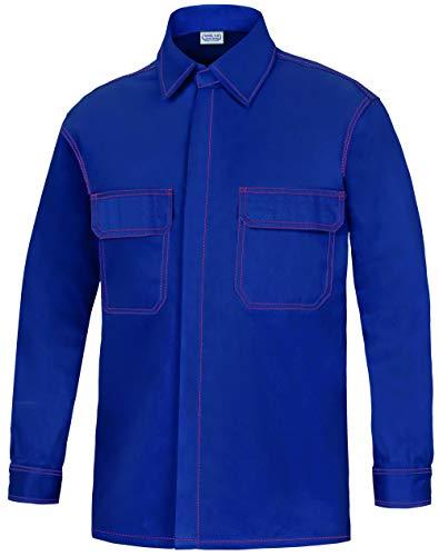 Vesin Hemd, langärmlig, flammhemmend, antistatisch, Schweißen, elektrisch, Marineblau